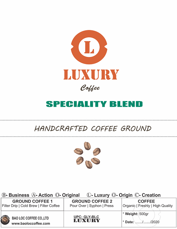 L-LUXURY COFFEE